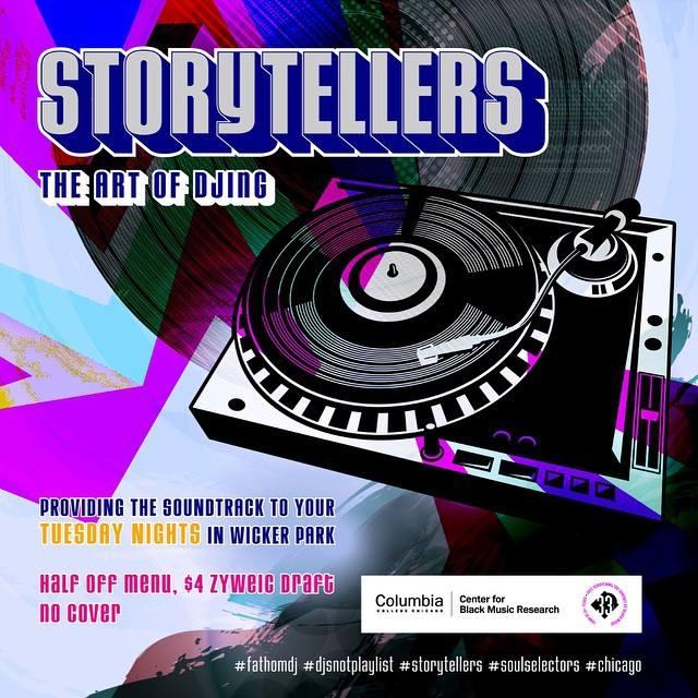storyteller tues